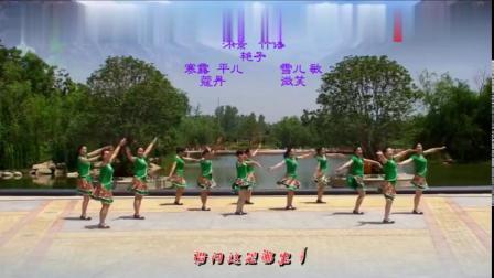 广场舞丫山迷歌12人变队形版精彩表演