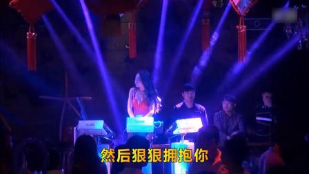 DJ舞曲《夜之光》花姐