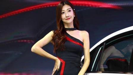 廣州國際車展 2018 東南汽車 車展美模