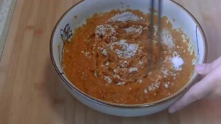 南瓜馒头最完美的做法,好吃又漂亮,全家人都抢着吃