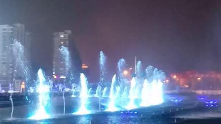常州爱琴海夜景喷泉