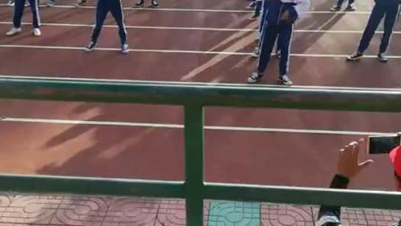 乐东黎族自治县保显学校2018年田径运动会开幕式---文体表演