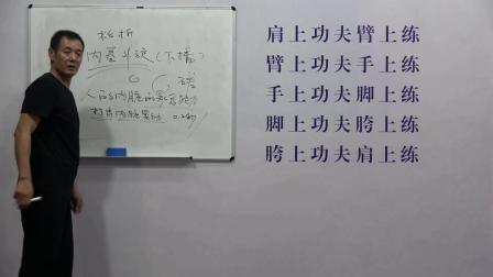 太极拳科学化训练--朱利尧聊拳:承受力与打击力