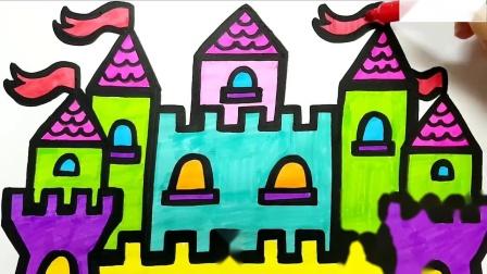 2岁学画画17(儿童 学前 早教)