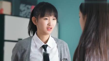 同学两亿岁:高中女生表演人生百态,这也太夸张了吧,不忍直视