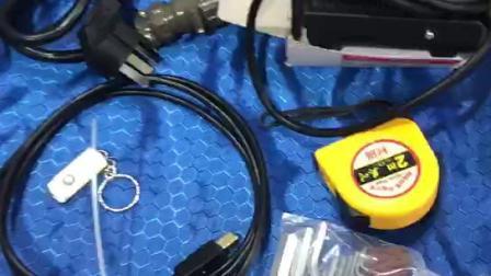 激光打标机厂家技术培训 金橙子打标软件教程 焦距调整教学