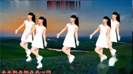 最新草原歌曲广场舞《呼伦贝尔大草原》音乐好听,舞蹈好看!