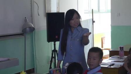 1.湘美版小学美术二年级下册《17.影子大王》云南省县级优课