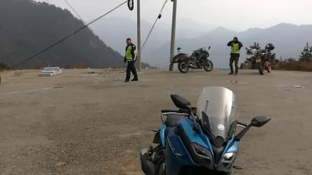 荆州公路海拔1180米