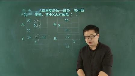 (3)物质结构 元素周期律-原子结构与元素周期表初步(二)例5-例9