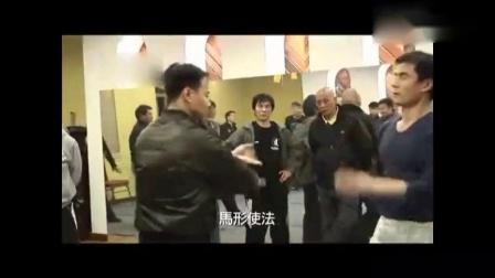 一代宗师张晋讲形意拳实战用法,大开眼界受益匪浅!