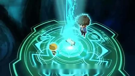 木灵宝贝:迪生签订契约后,将获得神圣的自然之能!