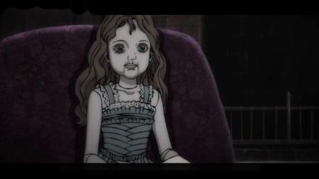 速看《伊藤润二精选集》3个恐怖短片,第2个看的腿软!
