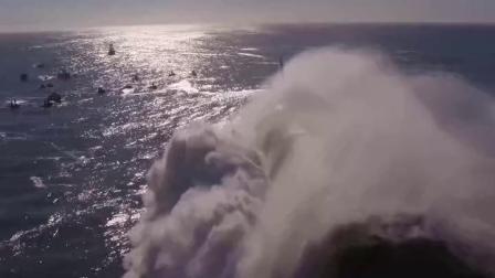 冲浪海浪波涛巨浪极限体育运动(7735)1080P