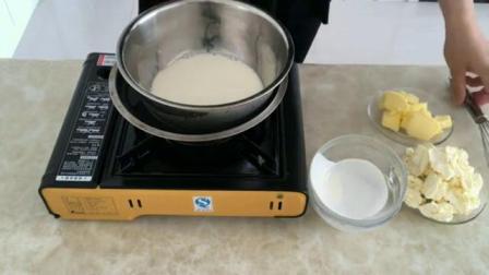 法式西点培训 学做甜点培训班 怎么做面包