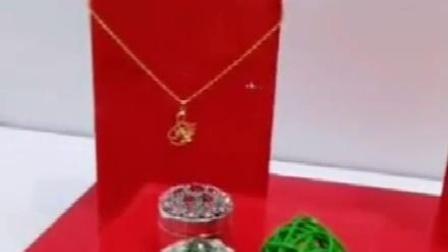 国明货架可定制亚克力粉色珠宝展示架有高档亚克力饰品展示架项链展示架