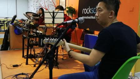 罗兰音乐教育-曾经的你-排练