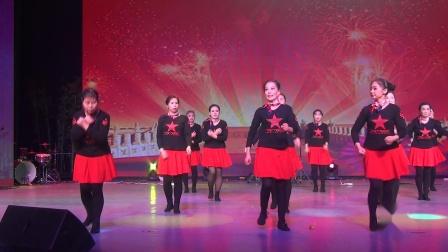00037常州市钟楼区基督教天恩教会·圣诞感恩联欢会·舞蹈:赞美主耶稣