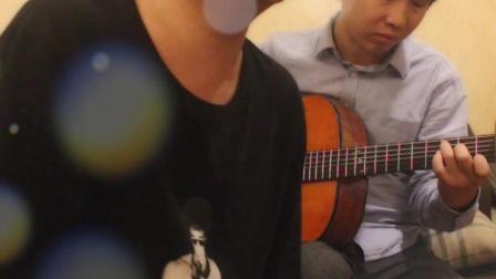 Merry Christmas 吉他弹唱《圣诞结》+后会无期