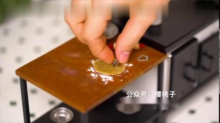 「芭比小厨房」日本食玩之迷你圣诞饼干,真实可以吃哦!