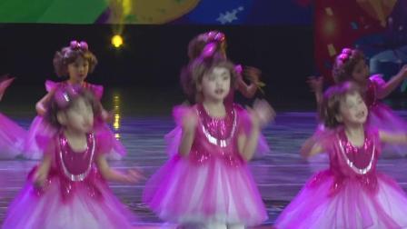 """2018""""精彩中华""""宁夏地区《洋娃娃的舞会》银川市金凤区芮子舞蹈培训中心"""