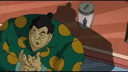 成龙历险记:最萌反派小弟黑影兵团,专吃人的影子!