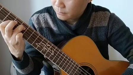《红楼梦,葬花吟》指弹吉他弹唱
