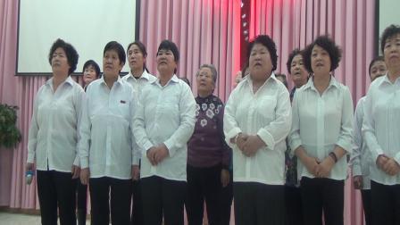歌曲 欢乐圣诞佳音 2018 甘南县恩光教会 圣诞节