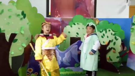西游记之孙悟空大战红孩儿
