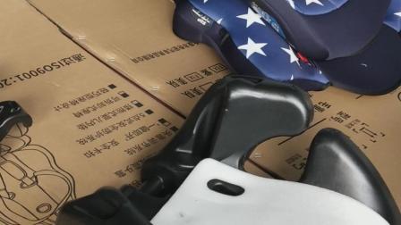 贝诺蒂赛车款安全座椅布套拆洗演示