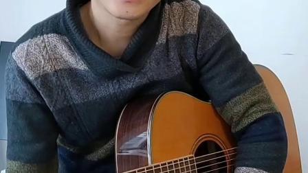 郭咚咚《琵琶语》指弹吉他弹唱