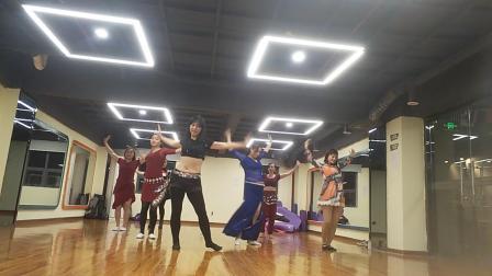 《自作多情》东方舞融合爵士风卿舞于飞薇薇改编