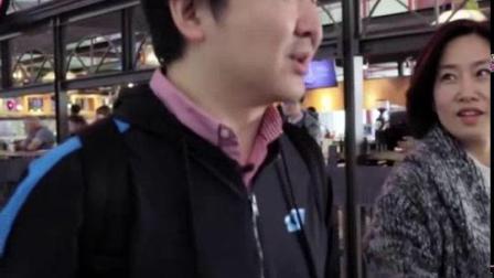 """我在对工作永远严格,也永远充满""""孩子气""""的搜狗CEO:王小川截取了一段小视频"""