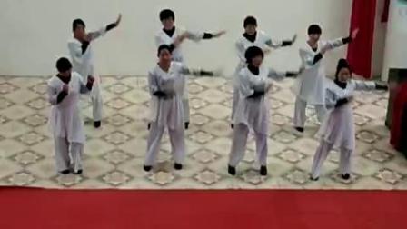 基督教舞蹈《天堂赞歌》活力四射💕️蒙蒙广场舞