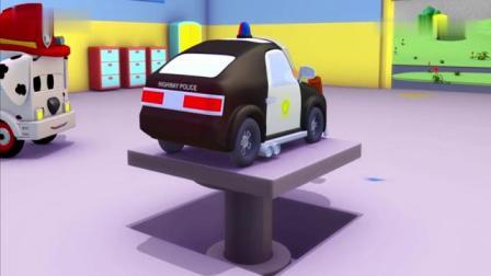 汽车城:宝贝马特现在正在接受汤姆的改造,好期待啊