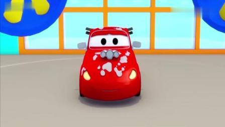 汽车城:小拖车汤姆来帮忙
