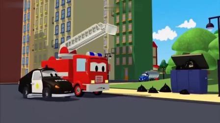 汽车城:泰森的油箱需要汤姆来进行修理