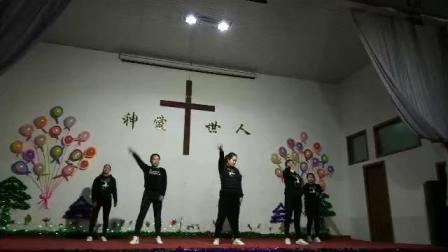 青年舞蹈       欢唱