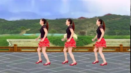 广场舞《DJ九妹》老歌新跳更好看,入门32步