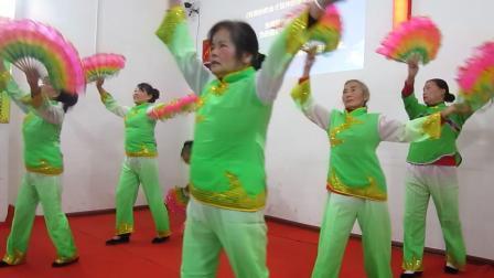2018.12.25荔浦市基督教  有爱的教会才是神的家 舞蹈