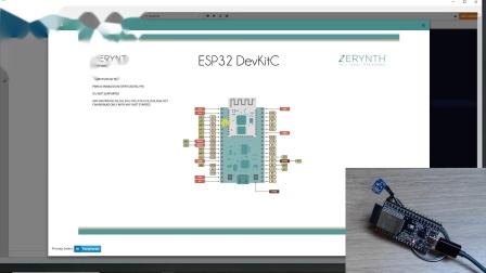 使用Zerynth读取模拟传感器(用于微控制器和物联网的Python)