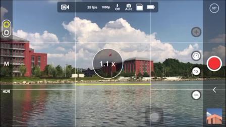 3苹果手机延时摄影软件procam拍摄操作