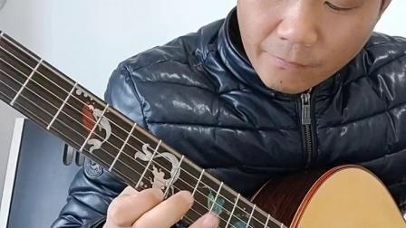 《瑶族舞曲》指弹吉他弹唱