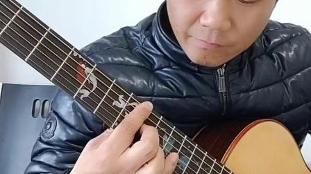 《爱的罗曼史》指弹吉他弹唱