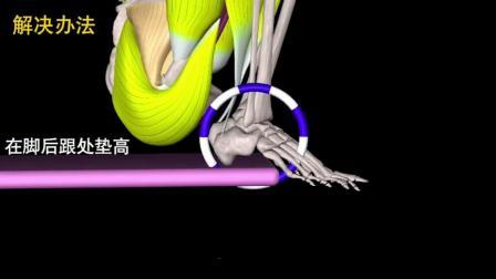 一个动作缓解腰背痛,同时有效拉伸大腿,学起来!