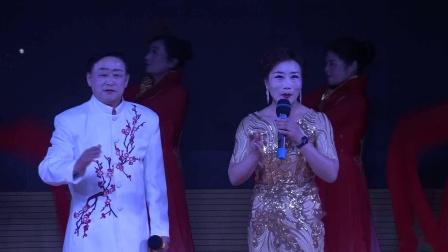 湖北省黄梅戏爱好者协会一周年庆典(黄冈;辉之韵)