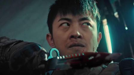 特种保镖2:雇佣兵走廊肉搏群战壮汉 这打戏看着太爽了!