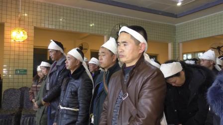 12月19号 夏禄堂  刘公顺明老大人葬礼(000006000-002925461)
