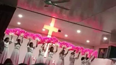 基督教舞蹈这一生最美的祝福