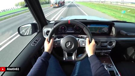 Here~s Why This 2019 Mercedes G63 AMG G Wagon is the Best Yet _ POV Test Drive